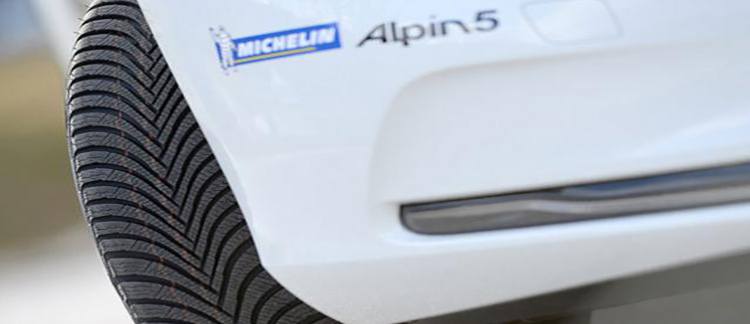 Michelin Alpin5 téligumi